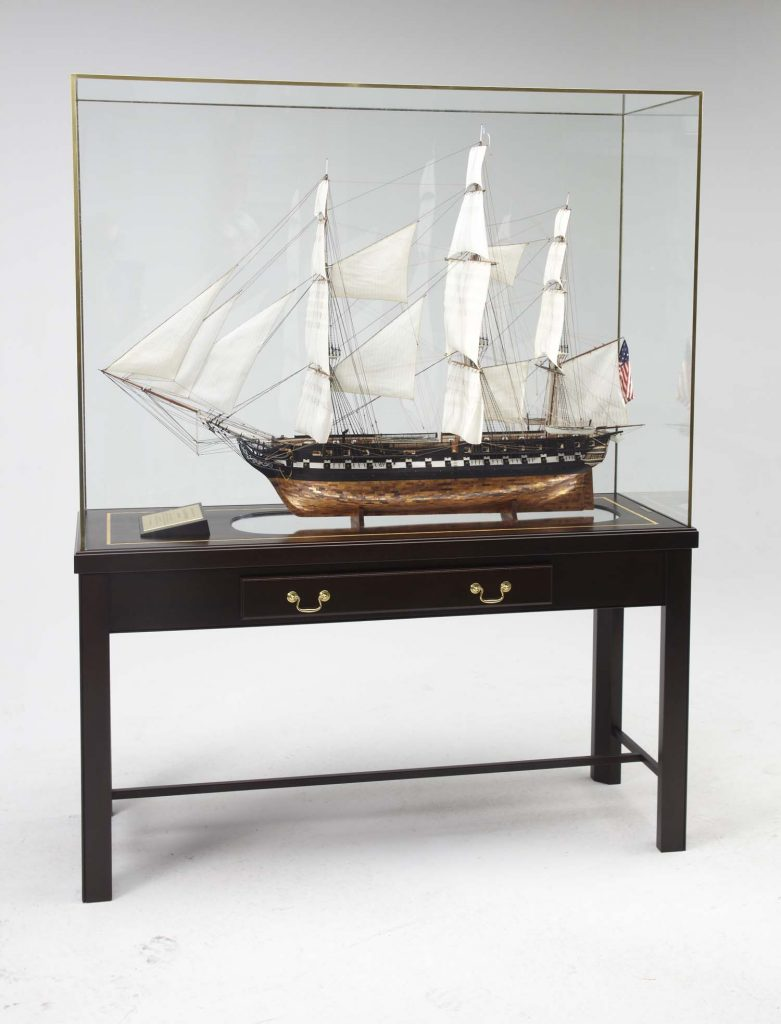 ship model conservation restoration marine art